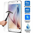 Lot New Premium Real Tempered Glass Film Screen Protector for Samsung Galaxy S5