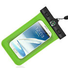+Compass Lanyard Waterproof Case Bag for Apple iPhone X 8 7 Plus, Samsung Note8
