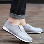 New Fashion Casual Breathable Men Shoes flat shoes Spring summer trend lace up