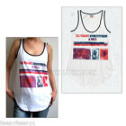 Junk Food The Velvet Underground & Nico Ringer Tank Loose Fits Long Retro NEW