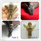 "4Pcs ""angel"" decoration jewelry box feet,metal box legs for box making,in 4 type"