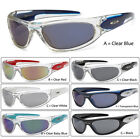 1 or 2 Pair(s) X-Loop Sport Cycling Fishing Golfing Wrap Around Sunglasses UV400