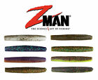 """Z-Man Finesse TRD (Ned Rig) Worms, 2-3/4"""", 8 per pack, Choice of Colors"""