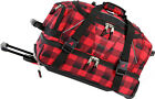 "New Athlaon 22"" Carry On Over/Under Wheeling Duffel Bag"