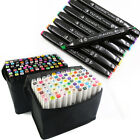 168 Colors Touch Five Marker Pens set Graphic Art Paniting Twin Tip Markers Sale