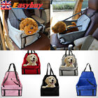 Safety Pet Car Oxford Cloth Booster Seat Bag Pet Snoozer Hammock Safety Basket