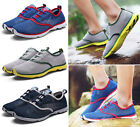 Men's Soft Breathable Running Sports GYM Water Shoes for Surf Swim Hot Summer