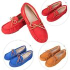 New Casual Women's Leather Slip On Loafers Moccasins Drivers Flats Oxfords Shoes