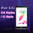 2PCS Premium Tempered Glass Screen Protector Film Cover For LG Mobile Cell Phone