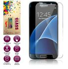 Lot Real Tempered Glass Screen Protector For Samsung Galaxy S6 S7 S3 S5 Note 4 5