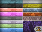 """Satin Floral Jacquard Fabrics / 58"""" Wide / Sold by the yard"""