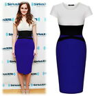 Women's Summer Cool Casual Outdoor Party Club Workwear Business OL Pencil Dress