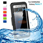 Waterproof Shockproof Phone Swimming Case Cover For Samsung Galaxy S7/S7 Edge