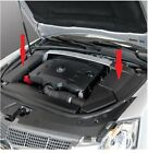 Cadillac CTS 2008 TO 2013 UNDERHOOD APPEARANCE SHIELD COVER PACKAGE 22836115