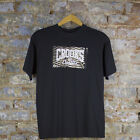 Crooks & Castles Mad Ammo Core Logo T-Shirt In Black Sizes S