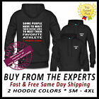 Some People Have To Wait Their Entire Life To Meet Favorite Athlete Hoodie