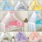 Luxury Cot & Cot Bed Canopy Drape Big 480cm /Canopy only/ Holder/ Freestanding