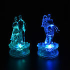 Romantic Lovers Colorful Night LED Night Lamp light Valentine's Day Gift HF