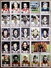 PANINI FOOTBALL 81 FREE P&P WHEN YOU BUY 6 OR MORE STOKE WEST BROMWICH FOREST