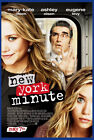 NEW YORK MINUTE 2004 Classic Movie Poster Art Deco Mary-Kate Olsen P4199