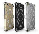 Xmas Thor IRon Metal Case Cover Shockproof Bumper For iPhone 8  PLUS Samsung S8
