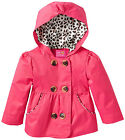 Pink Platinum Baby Girls' Emma Spring Jacket Double Breasted Trench Coat