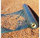 4 METER WIDE WEED CONTROL LANDSCAPE DRIVEWAY GROUND FABRIC PLUS STAPLES OPTION