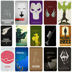 Minimalistic Game Covers Flip Phone Case Cover for Sony Xperia - T104
