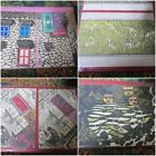 Nepalese Ethnic Handmade Paper Greetings Cards Print Fairtrade Colourful