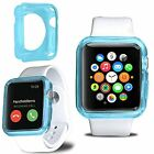 Apple Watch Case 42mm & 38mm Premium Bumper silicone Lightweight Protector Color