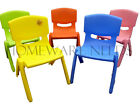 Extra Strong Childrens Kids Plastic Chair - Ideal for nursery schools, clubs etc