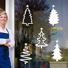 Christmas Xmas Tree Decoration Trees Display Shop Window Decals Stickers A292