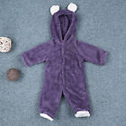 Baby Best Deals - Newborn Baby Infant Boy Girl Romper Hooded Jumpsuit Bodysuit Outfits Clothes New