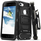 iPhone 7 Case, Evocel Trio Pro Premium Hybrid Tri-Layer Protector with Belt Clip
