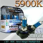 HIPRO POWER 9006 5900K 100WATT SUPER WHITE XENON HID HALOGEN FOG LIGHT BULBS