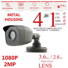 2000TVL 1.3MP 960P 3.6mm AHD CCTV Metal Dome 25M Nightvision Security Camera