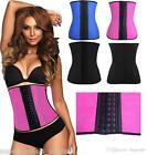 Supermodels Secrets Waist Trainer Instant Slimming Corset - BLUE