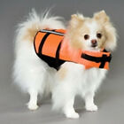 Pet Saver Dog Floatation Life Jacket Orange Vest large Puppy