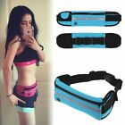 Outdoor Sports Waist Belt Pack Running Cycling Pouch Bag Pocket For Cell Phone