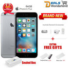 New Unlocked Apple iPhone 6 Plus 64GB Smartphone Mobile Phone Space Gray
