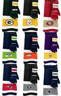 NFL Team Knit Scarf & Gloves Gift Set (100% Authentic Lisensed) on eBay