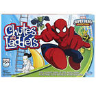 Marvel Spider-Man Web Warriors Chutes and Ladders Game
