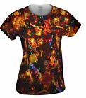 Yizzam- Christmas Lights In The Dark - New Womens Top Shirt Tshirt XS S M L XL
