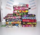 VERA BRADLEY Election RETIRED PATTERNS OLDER STYLE MINI HIPSTER  NWT