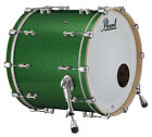 Pearl Music City Custom Reference Pure 24x14 Bass Drum RFP2414BXC446 GREEN GLASS