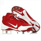 Nike Red Air Huarache Men's SIZE 13 2K Fresh Metal Baseball Cleats NEW $80
