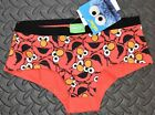 ELMO KNICKERS SESAME STREET WOMEN LADIES SIZE UK 6