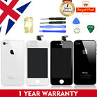 For iPhone 4 5 5C 5S 6 LCD Digitizer OEM Touch Screen Replacement Assembly Tools