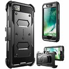 iPhone 7 and 8 Case, i-Blason ArmorBox Daul Layer, Built in Screen Protector