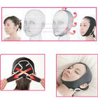 3D Face Cheek Chin Lift Up Anti-wrinkle Slim Sleep Mask Belt Band Strap V Line